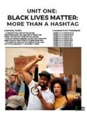 Black Lives Matter: More Than A Hashtag