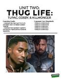 THUG LIFE: TUPAC, COSBY, & KILLMONGER (The Hate U Give)