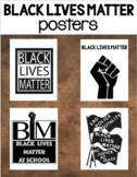 Black Lives Matter Posters