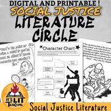 Black Lives Matter & Social Justice Lit Circle Unit Bundle
