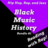 Black History Month Music Reading Passages and Questions U