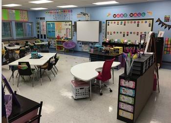 Black & Neon Series Classroom Setup Bundle!!!
