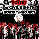 Black Out Poetry Civil Rights Reading, Writing & Art Project