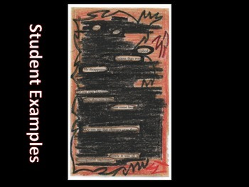 Black Out Poetry Using Night by Elie Wiesel