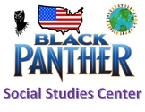 Black Panther Center Signs