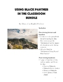 Using Black Panther in the Classroom Bundle