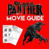 Black Panther Movie Activity