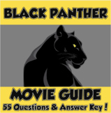 Black Panther Movie Guide (2018)- Black History Month