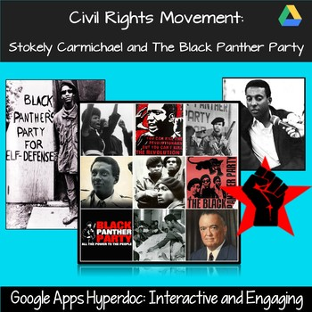 Stokely Carmichael and The Black Panther Party: Civil Righ