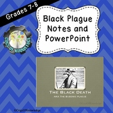 Black Plague Notes and Power Point