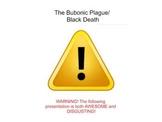 Black Plague Smartboard Lesson