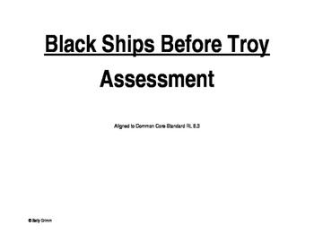 Black Ships Before Troy Assessment