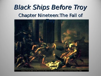 Black Ships Before Troy Ch. 19 PowerPoint Presentation