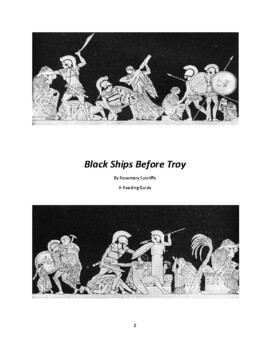 Black Ships Before Troy Unit Plan