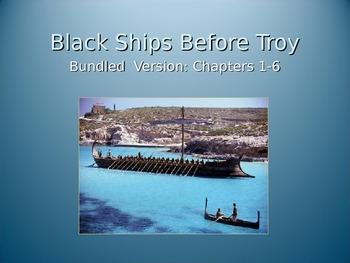 Black Ships before Troy: Bundled Chs. 1-6 Artwork Slideshow