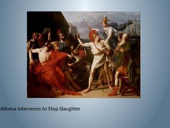 Black Ships before Troy: Bundled Chs. 7-12 Artwork Slideshow