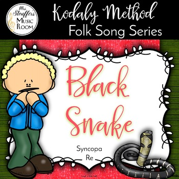 Black Snake {Syncopa} {Re}