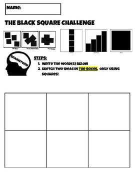 Black Square Challenge