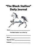 Black Stallion Daily Journal
