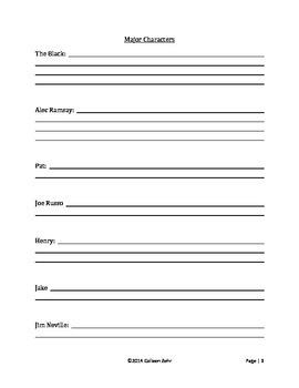 Black Stallion Study Packet