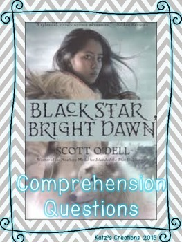 Black Star, Bright Dawn Comprehension Questions