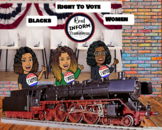 Black Voting Rights and Women's Voting Rights Digital