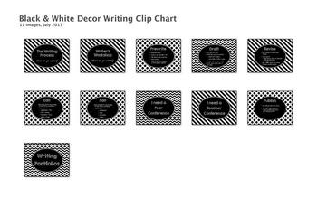 Black & White Decor: MEGA Bundle