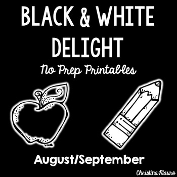 August/September Printables