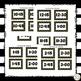 Calendar - Black White Gold