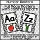 Classroom Decor: Black and White Polka Dot 170+ Page Classroom Kit