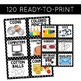 Classroom Decor: Black and White Polka Dot [Editable Supply Labels]