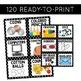 Classroom Decor: Black and White Polka Dot [Editable Suppl