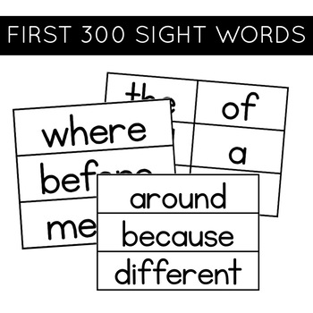 Word Wall Set | Black and White Polka Dot Classroom Decor