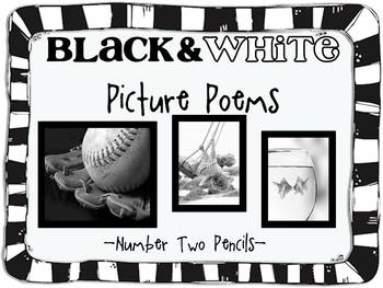Black & White Picture Poems