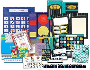 Black, White and Bold Beginning Teacher Starter Kit SALE 2