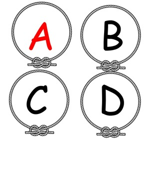 Black White and Red Word Wall Word Cards and Labels for Kindergarten!