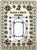 Frames - borders - 46 Black & White