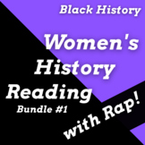 Black Women in History Reading Comprehension Passage Activ