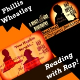 Black Women in History: Phillis Wheatley Reading Activitie