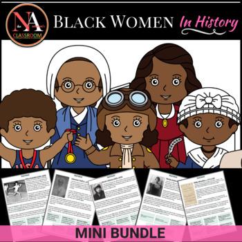 Black Women in History   Mini Bundle