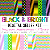 Black and Bright Seller Kit
