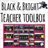 Black and Bright Teacher Toolbox!