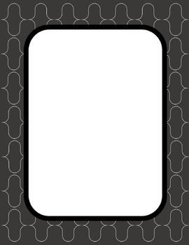 Black and Gray Backgrounds and Cover Pages
