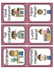 Black and Pink Quatrefoil Class Job Cards Set