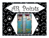 Black and White AR Point Signs