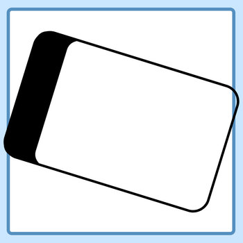 Black and White Card Templates for Business Cards, Gift Cards etc.