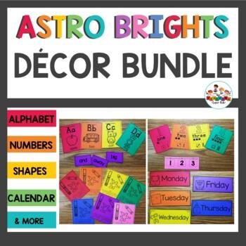 Astrobrite Classroom Decor Themes Bundle