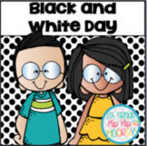 Black and White Day!!