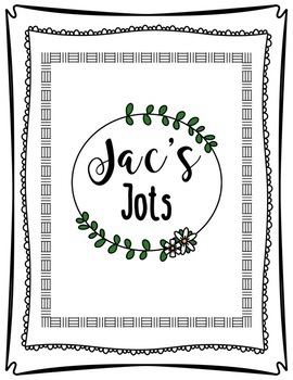 Black and White Doodle Borders & Frames
