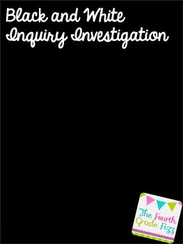 Black and White Inquiry Investigation